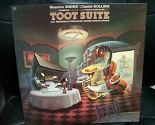 Maurice Andre Claude Bolling Toot Suite 1981 LP Jazz Piano Trumpet