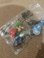 Luigi Mansion 3 Super Mario Hungry Jacks Kid Meal Figure