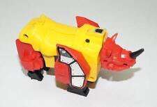 Headstrong METAL Predaking - 1986 G1 Transformers Rhinoceros Action Figure