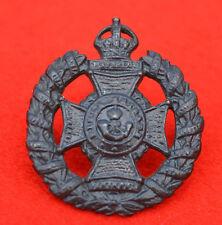 British Army. Rifle Brigade Genuine Field Service Cap Badge