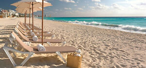 ALL-INCLUSIVE! BEACH PALACE! PALACE RESORTS! CANCUN MEXICO!