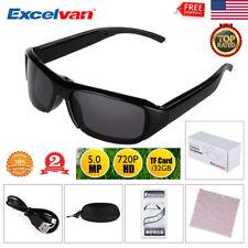720P HD Polarized Video glasses Hidden Mini Camera Spy Eyewear DV Video Recorder