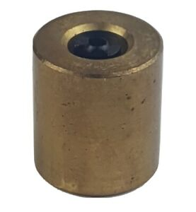 Athearn Blue Box Flywheel HO Scale Train Replacement 19mm x 17mm Brass Metal