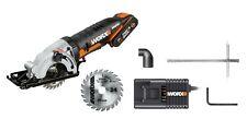WORX WX527 18V (20V MAX) WORXSAW Cordless Compact Circular Saw 2.0Ah Battery