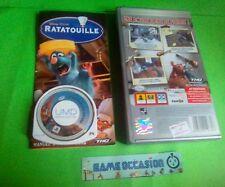 DISNEY PIXAR RATATOUILLE / SONY PSP COMPLETO PAL