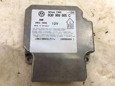 Airbag-Steuergerät VW Passat 3B  6Q0 909 605 C  6Q0909605C  5WK42900