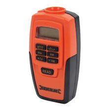 Silverline 255664 Digital Range Measure Range 0.6-15m Calculates Area and Volume
