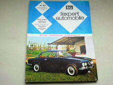REVUE TECHNIQUE  N° 61   - ALFA ROMEO 1750   1750GT VELOCE 1750 SPIDER - 1970  *