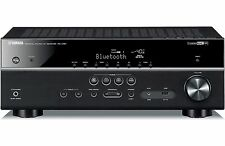 New A/V Yamaha RX-V481 5.1 Ch Home Theater Receiver Bluetooth RXV481 RX V481BL