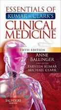 Essentials of Kumar and Clark's Clinical Medicine, 5e (Pocket Essentials)