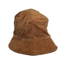 Haven Corduroy Cotton Bucket Hat, Size L - NWT