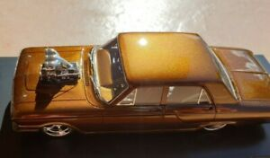 TRAX TRR115C, 1:43 Scale resin model of a Customised, 1964 Ford Fairlane Compact
