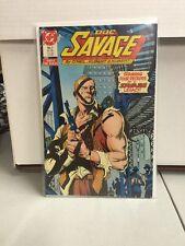"1987 Comic Book: ""Doc Savage"" #1"
