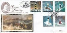 (25053) GB Benham FDC BLCS141b Lighthouses Grace Darling Bamburgh 1998