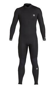 5/4mm Men's Billabong Furnace ABSOLUTE GBS Fullsuit - Back Zip
