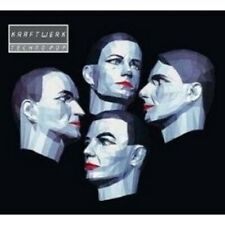 "KRAFTWERK ""TECHNO POP (REMASTER)"" CD NEW+"