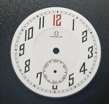 Omega Porcelain Dial 27.95mm 3-0s (359)