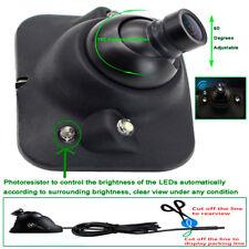 Auto Adjustable 360° CCD Waterproof HD Night Vision Rear View Backup Camera