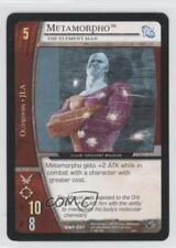 2007 VS System DC World's Finest Booster Pack Base #DWF-097 Metamorpho Card 3v2