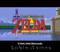 Legend Of Zelda Link To The Past - SNES Super Nintendo