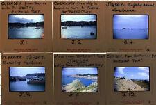 35 x Vintage 35mm Photo Slides, Jersey 1967 Good Quality Amateur Pictures