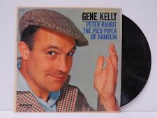 Gene Kellly PETER RABBIT and THE PIED PIPER OF HAMELIN Columbia Records HL 9527