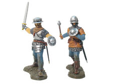 BRITAINS MEDIEVAL KNIGHTS 17685 FRENCH MEN AT ARMS SET #1 MIB