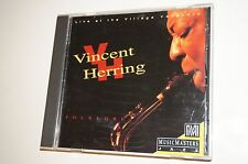 VINCENT HERRING - Folklore: Live At The Village Vanguard CD Excellent Condition