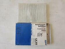 Original MAHLE Original LA 93 Innenraumfilter Pollenfilter für AUDI US35