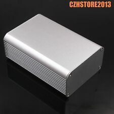 1PC DIY Aluminum Enclosure Case Chassis For Headphone AMP HIFI Audio Instrument