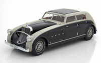1:18 CMF Maybach Zeppelin DS8 Streamliner Spohn grey/black