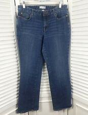 cWomen's Christopher & Banks Jeans Size 10 Boot Cut