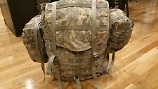 NEW!! Rucksack MOLLE II Large Field Pack with 4 Piece Modular Sleep System NEW!!