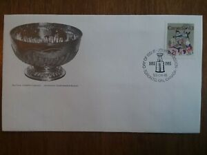 1993 Stanley Cup 100th Anniversary First Day Cover Issue - Canada