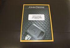 John Deere 350c Crawler Loader Bulldozer Parts Catalog Manual Pc1480