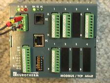 Eurotherm 305647 Mini8 Multi-Loop Temperature Controller Modbus, Ethernet TCP 8