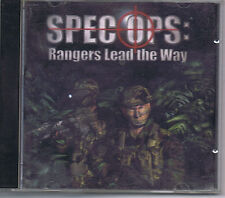 Spec Ops Rangers Lead the Way from Ripcord Games for Windows 98 95 ME XP USED VG