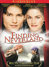 Finding Neverland (Widescreen Edition), Good DVD, Joe Prospero, Kate Winslet, Ju
