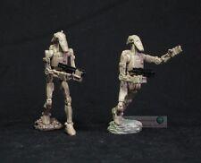 Hasbro Star Wars 1:32 Soldier Figure Phantom Menace B1 BATTLE DROID Set S223