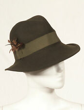 '60'S FRENCH VINTAGE HAT SIZE 54 SMALL
