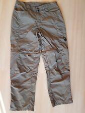 Jack Wolfskin Mens Hiking Pants Trekking Zip Off Trousers Size EU50
