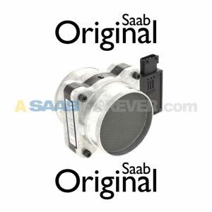 SAAB 9-5 9-5 MASS AIR FLOW SENSOR 1999-2009 SAAB 93 95 NEW GENUINE OEM 55557008