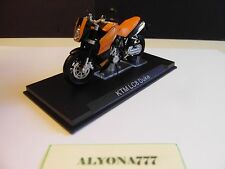 1/24 Ixo KTM LC8 DUKE Orange Moto Bike Motorcycle 1:24 Altaya / IXO *NEW* Rare