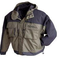 Daiwa Wilderness Wading Jacket Fly Fishing Clothing #DWWJ