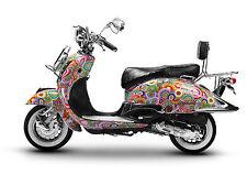 Retro Roller Mofa 25 45 KmH Motorroller 50 49 ccm HIPPIE EASYCRUISER BASIC NEU