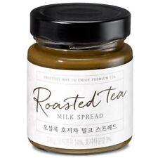 O'sulloc Roasted Tea Milk Spread 200g Hojicha Tea / roasted green tea Jam
