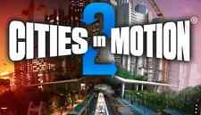 Cities in Motion 2 STEAM KEY, (PC, Mac OS X) 2013, Region Free, Fast Dispatch