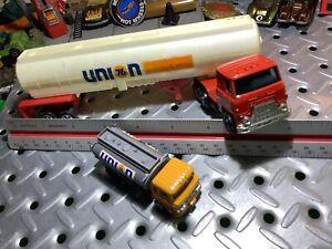 1980s Zylmex union 76 Tractor Trailer & Tanker lot 2