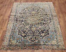 Persian Traditional Vintage Wool 192cmX120cm Oriental Rug Handmade Carpet Rug