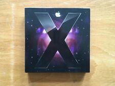 Apple Mac OS X 10.5 Leopard Familienlizenz (für 5 Mac's)